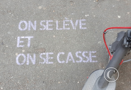 ON SE LÈVE ET ON SE CASSE